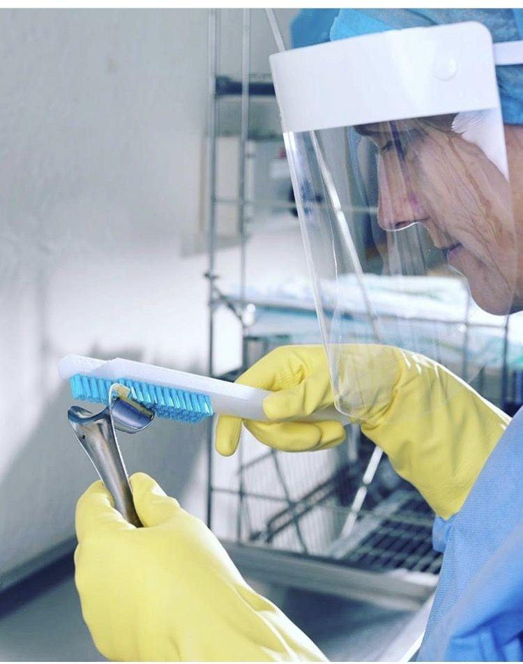Sterile Processing Technician Job Description _ Performs