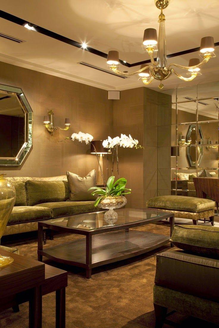 Como decorar tu salon sala si tu casa es grande for Casa clasica moderna interiores