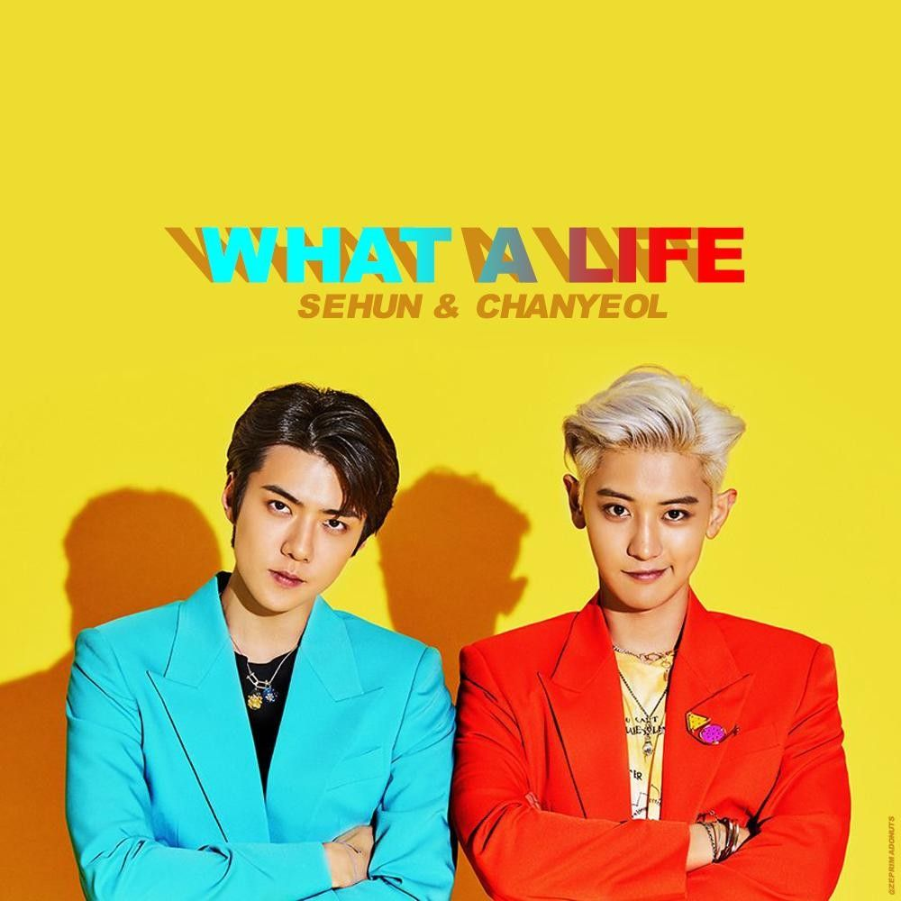 Exo Sc The 1st Mini Album What A Life