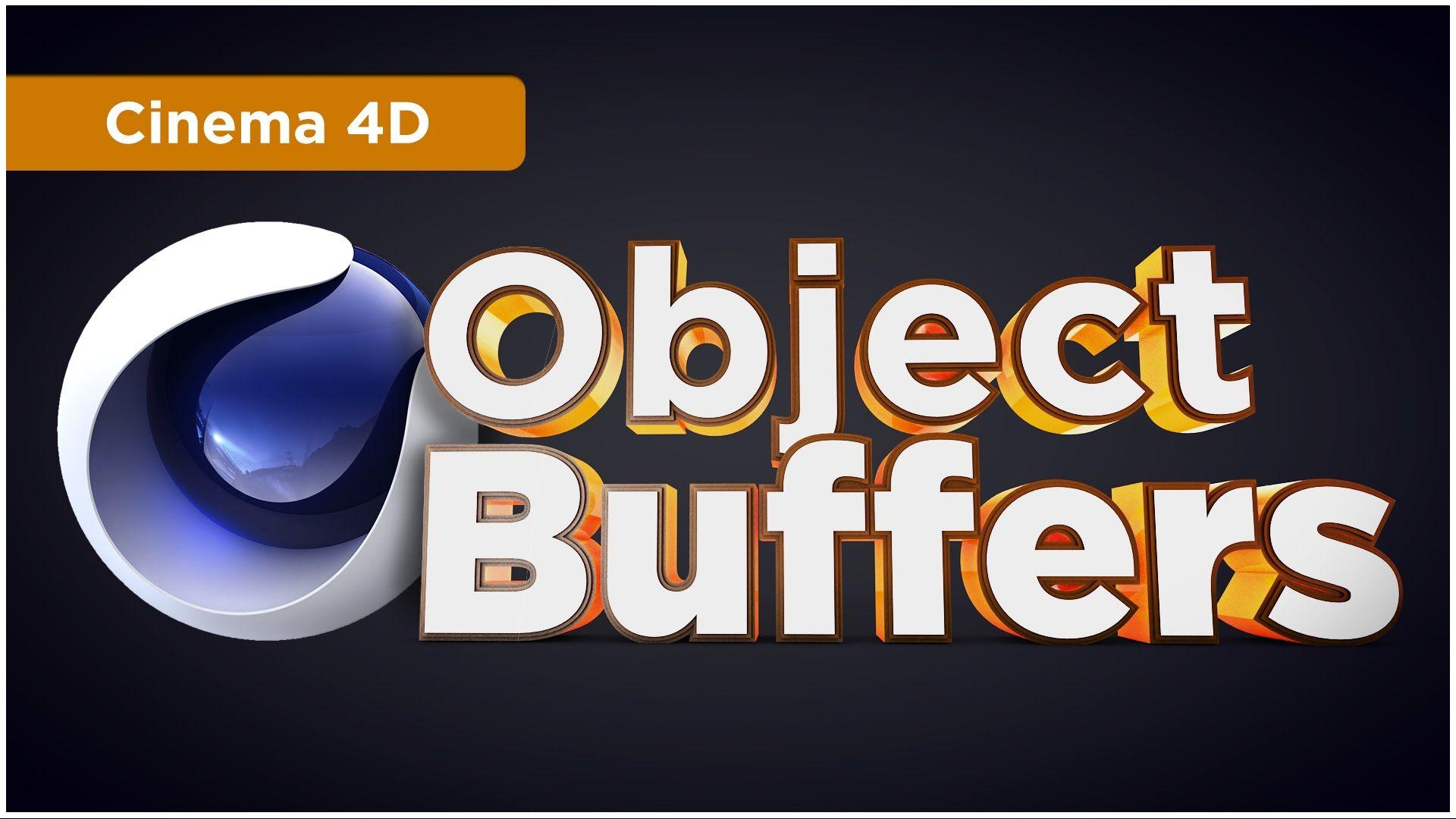 Cinema 4d object buffers create masks track mattes for how to use cinema object buffers to create masks and track mattes for post production motion tutorials baditri Choice Image
