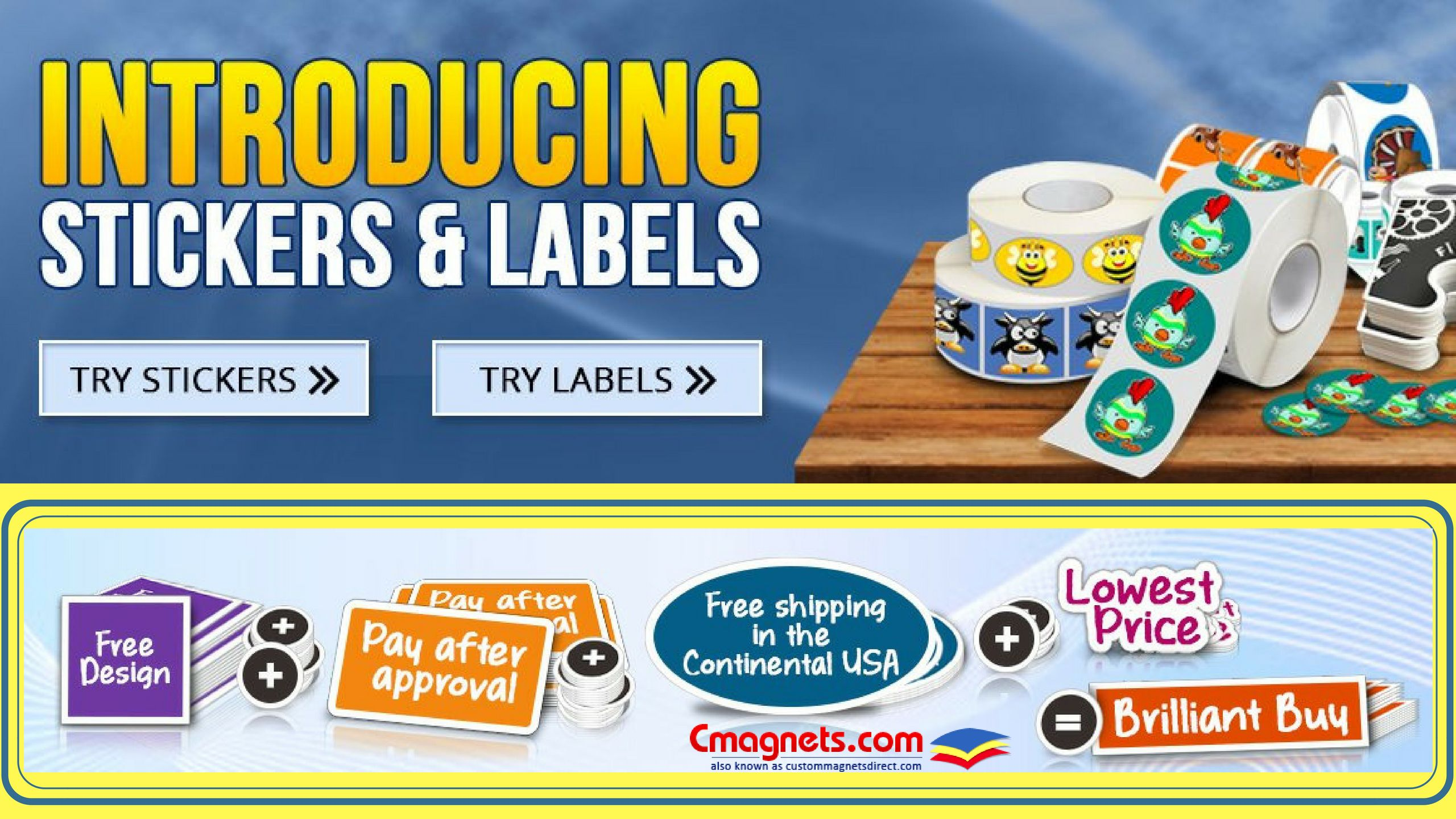Are you interested to do some logo sticker label marketing choose from our wide range of custom stickers at unbeatable prices and get started