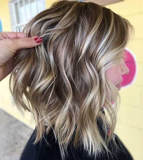 Photo of 25 best short dark blonde hairstyle pictures