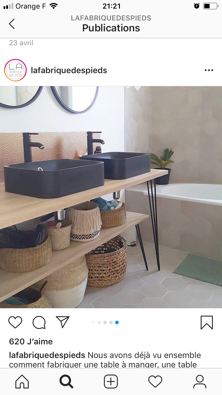 43+ Meuble salle de bain sur mesure trends