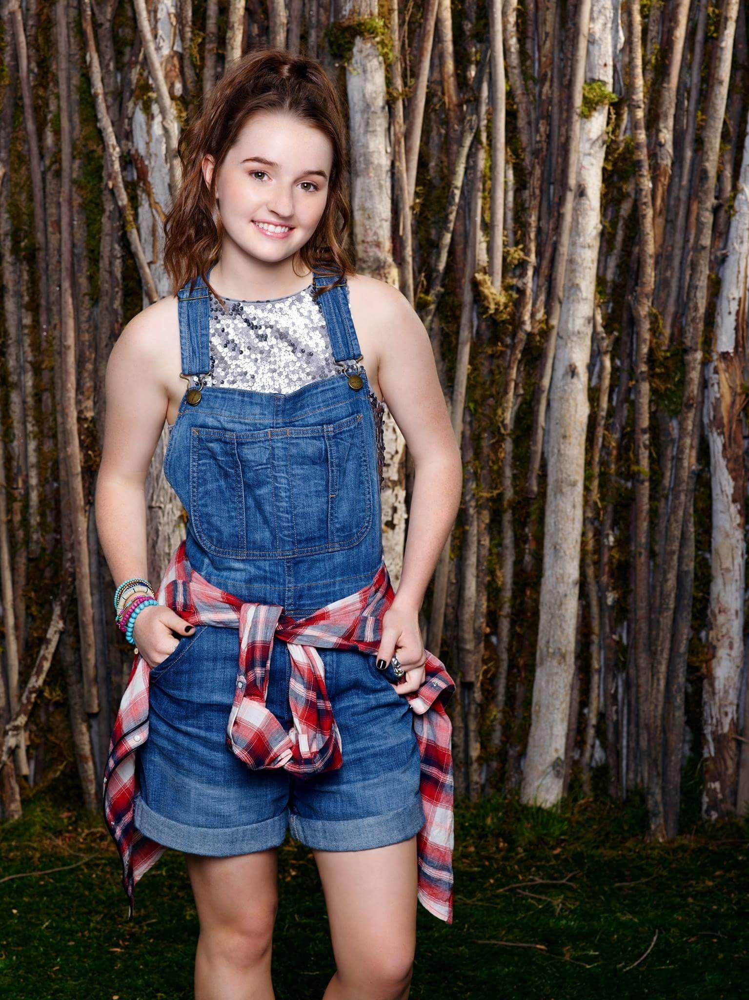 Teen girl overalls