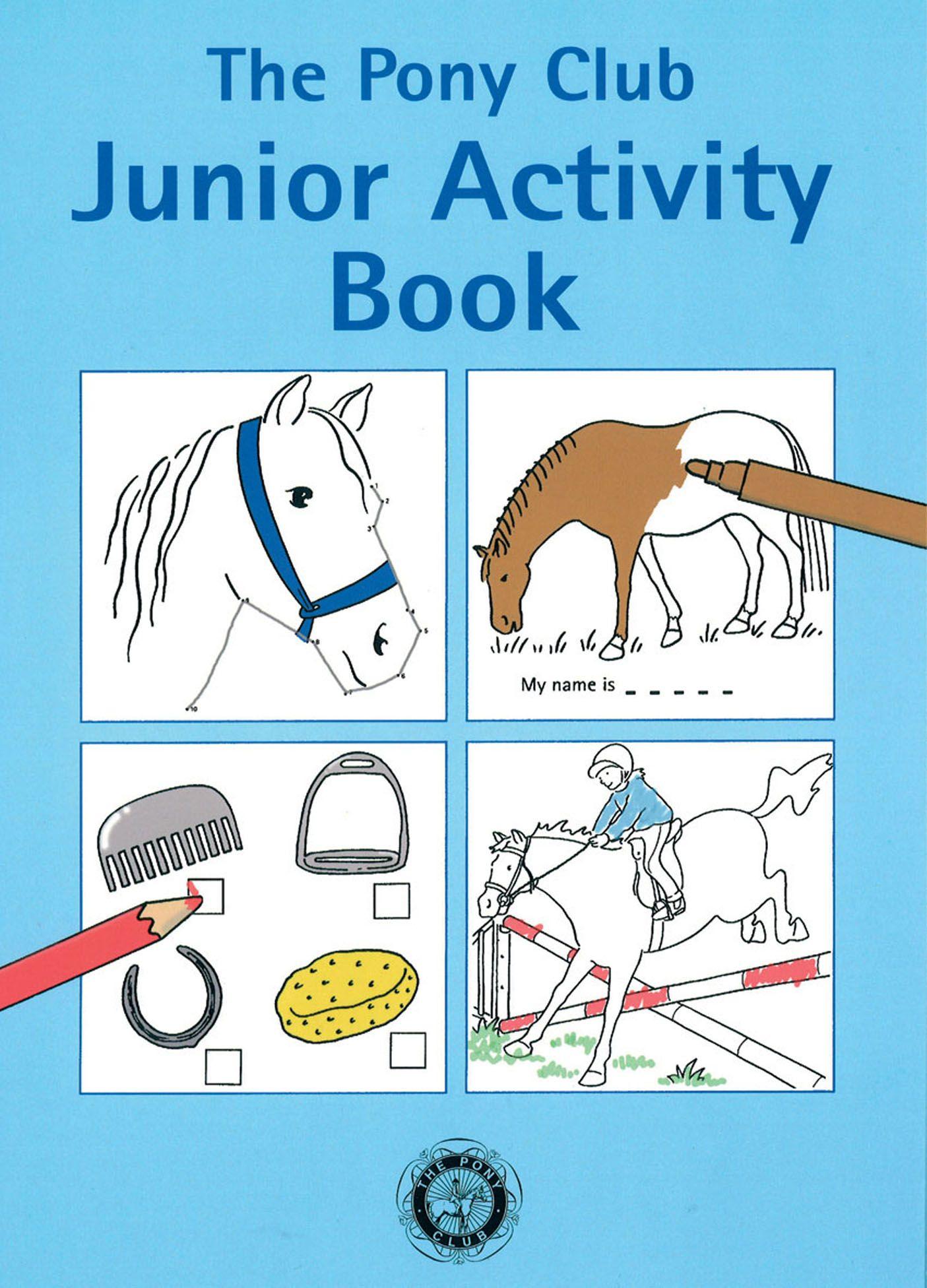 The Pony Club Junior Activity Book