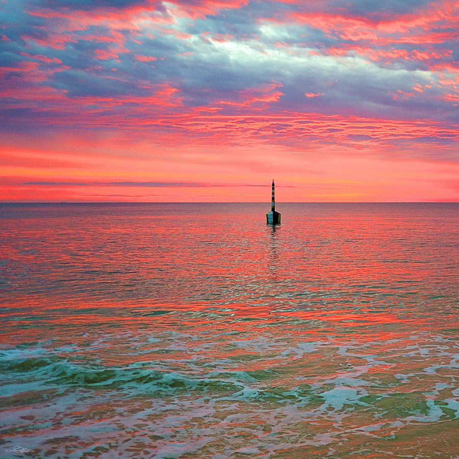 Travel In Perth: The Best Sunset In The World