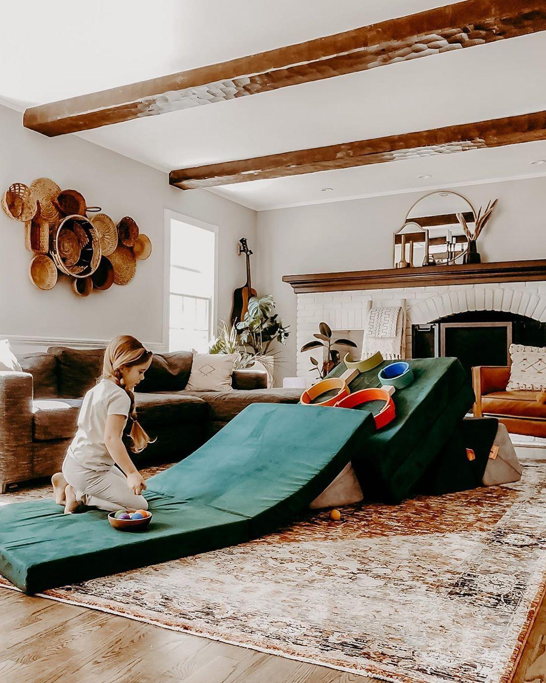 Nugget inspiration | Living room inspiration, Kids ...