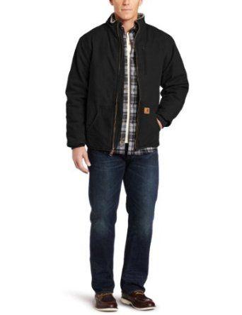 carhartt mens muskegon jacket jackets carhartt on men s insulated coveralls cheap id=68847