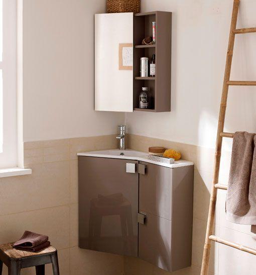 Espacios complicados muebles rinconeros en el ba o - Decoracion cocinas y banos ...