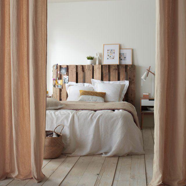 Catalogue Castorama  10 inspirations à copier Bedrooms, Catalog - peindre un lit en bois