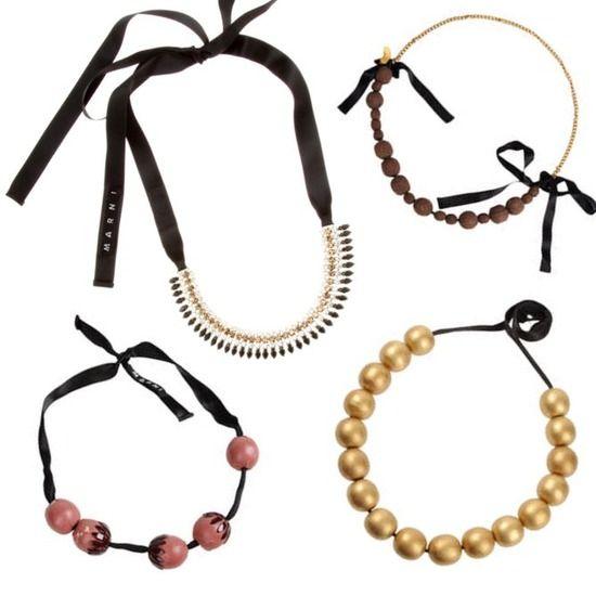 Marni jewelry