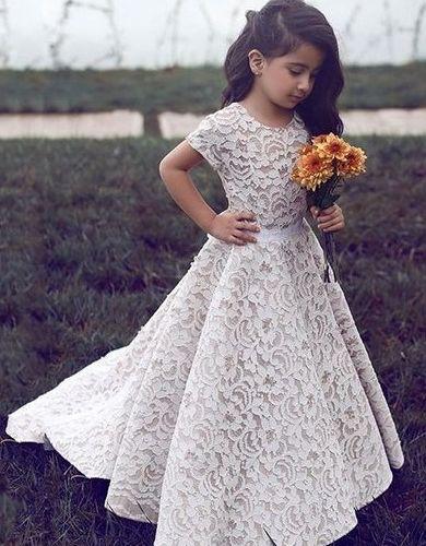 Model Gamis Batik Anak Perempuan