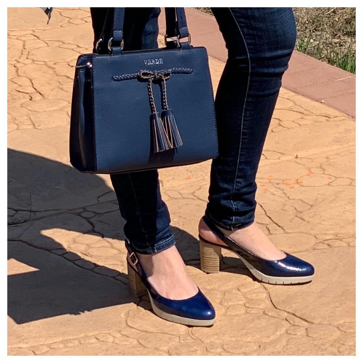 3930bf448 Nueva colección primavera-verano 2019 zapatos marca Patricia Miller y bolso  marca Verde, tienda