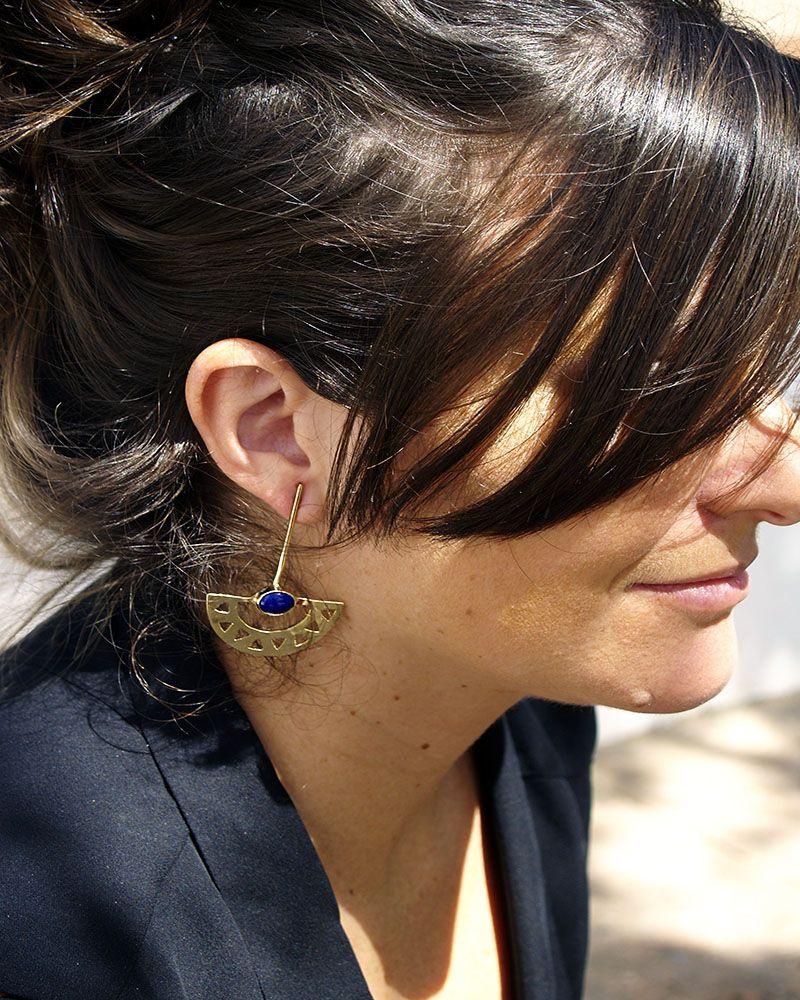 #ethnic #earrings #jewelry   www.lijewels.com