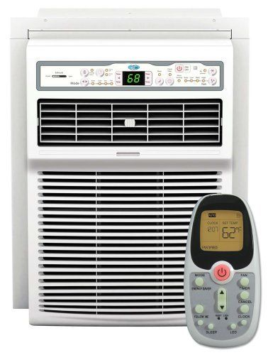 Perfectaire 10000btu Casement Slider Air Conditioner Pasc10000 By