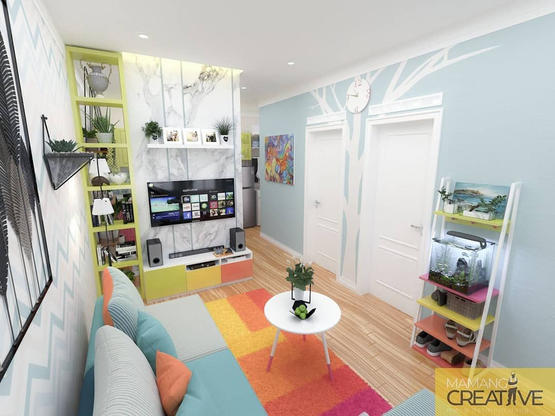 Image May Contain Indoor Desain Interior Interior Interior Rumah