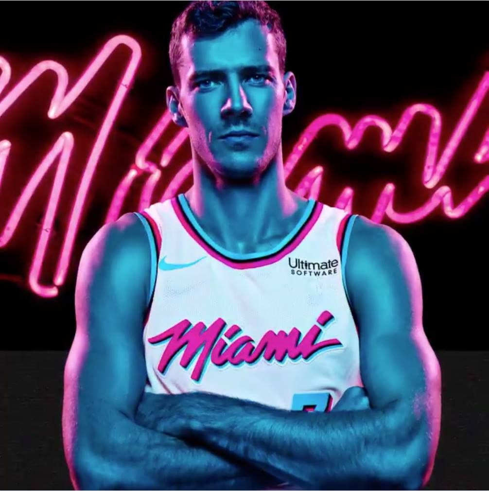 best loved 4304f 79afe MIAMI HEAT MIAMI VICE JERSEY | MIAMI HEAT MIAMI VICE JERSEY ...