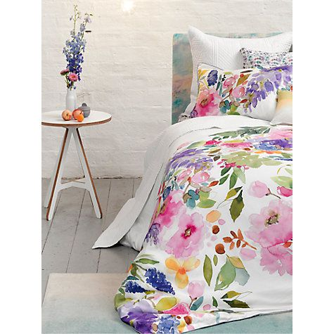 Add Painterly Elegance To The Home With This Wisteria Duvet Cover From Bluebellgray A Clic Example Of S Beautiful Creations