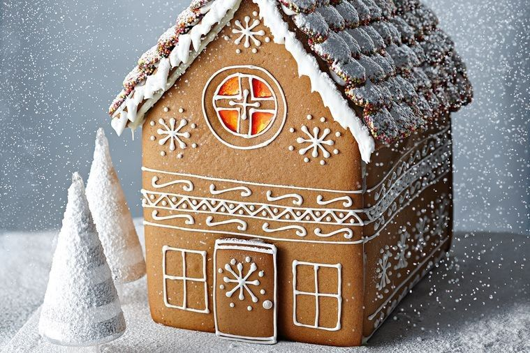Gingerbread house Recipe Gingerbread house