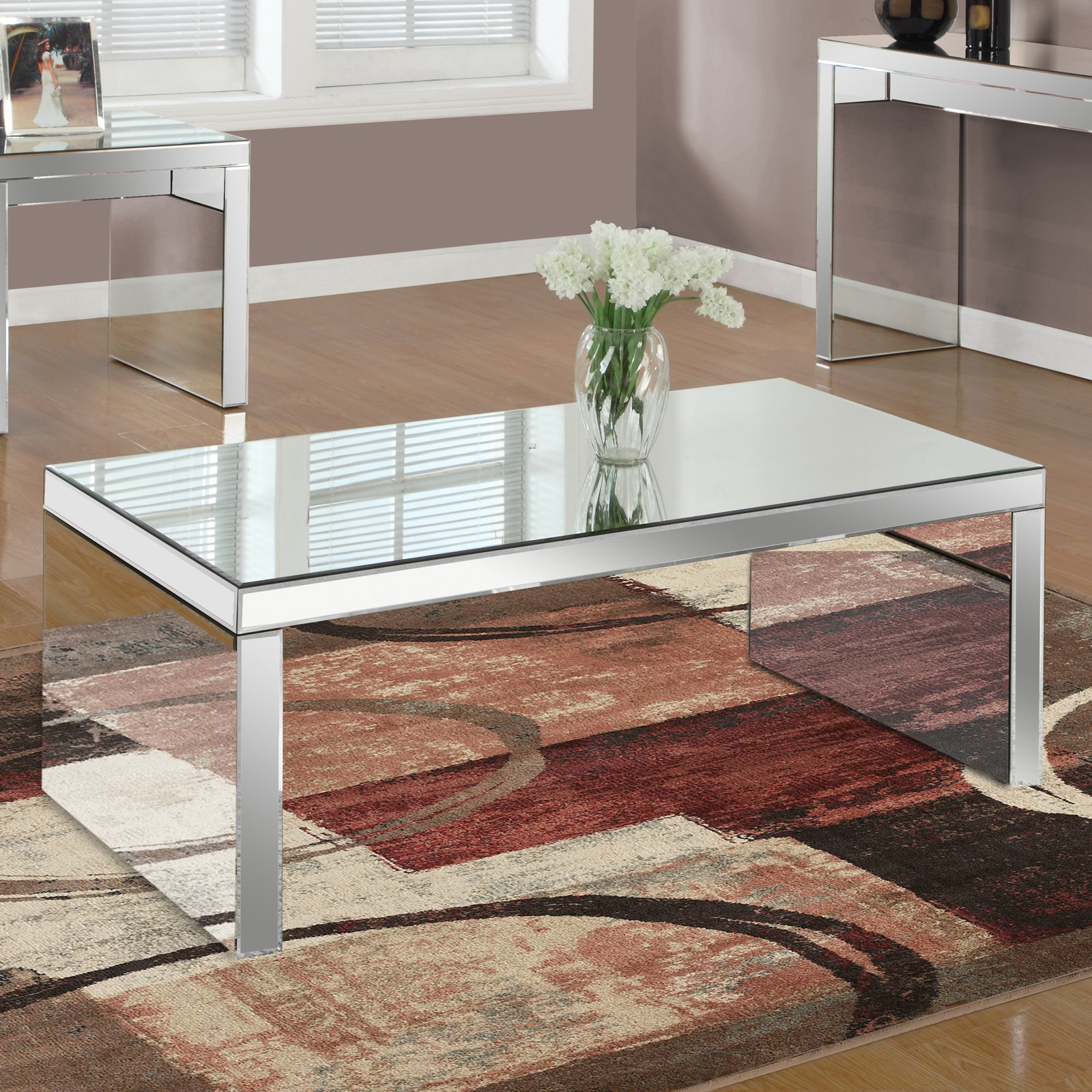 Monarch Specialties Rectangle Coffee Table In 2019 Products