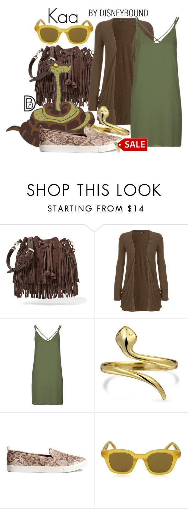 """""""Kaa"""" by leslieakay ❤ liked on Polyvore featuring Rebecca Minkoff, WearAll…"""