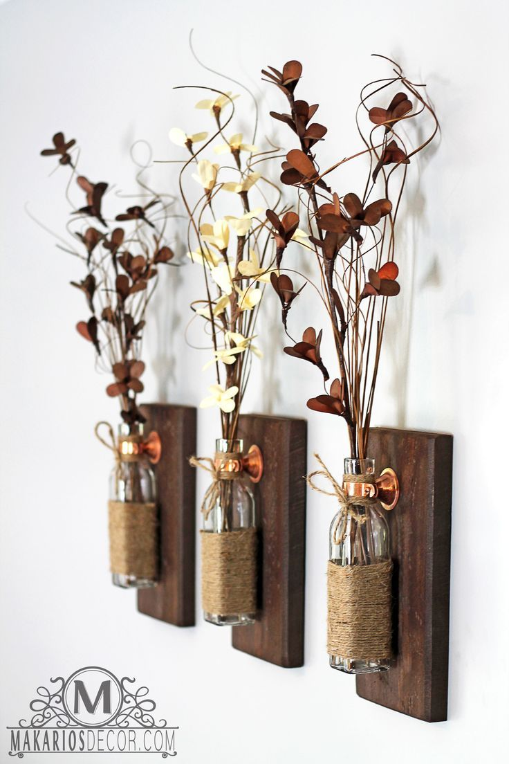 Rustic wall sconces φθινοπωρο pinterest home decor decor and