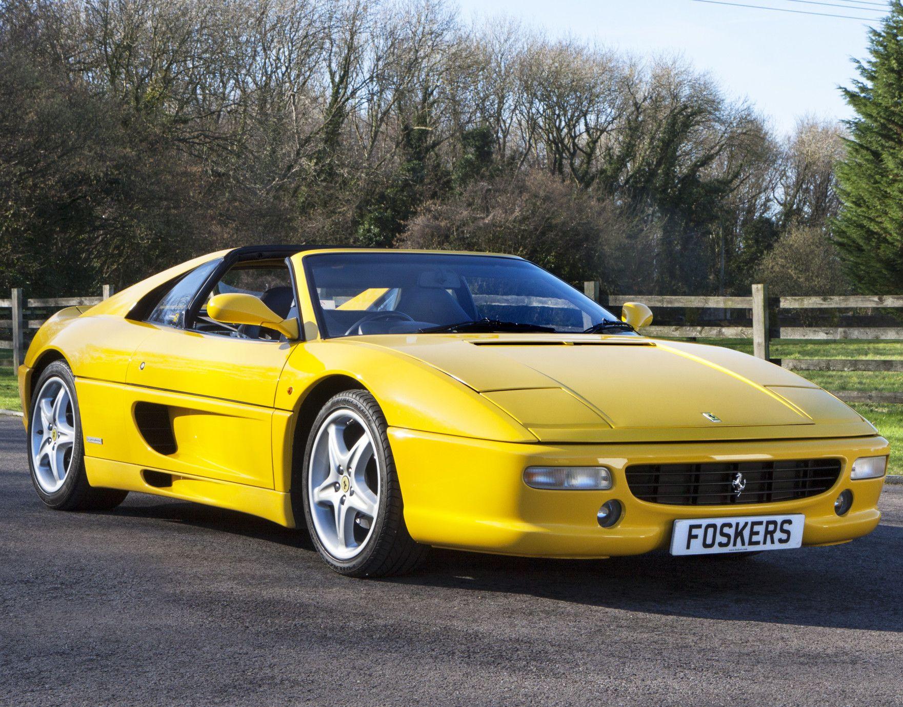 1995 Ferrari F355 Gts Sportwagen Sport