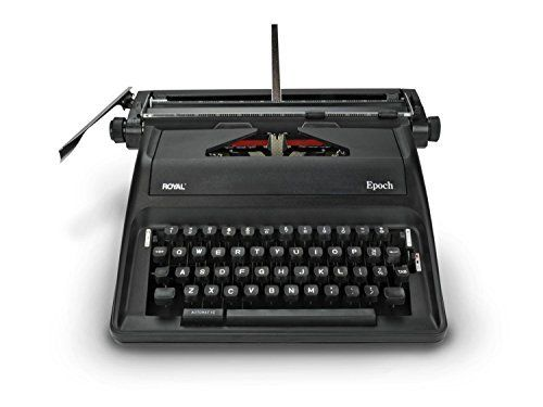 Royal Epoch Portable Manual Typewriter Http Www Amazon Com Dp B00fk540si Ref Cm Sw R Pi Awdl Vf 8ub06g75q Typewriter Portable Typewriter Typewriter For Sale