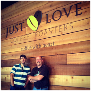 """Fair Trade coffee was mandatory from the day I decided to start the business. Our passion to help orphans and the price we pay for our product are connected."" Check out our recent interview with Just Love Coffee Roasters to hear more from their founders!"