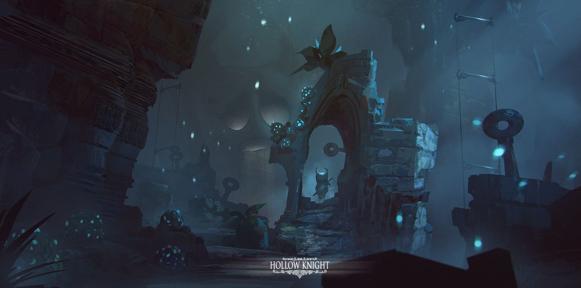 ArtStation Hollow Knight Fan Art, Ned Rogers Рисунки