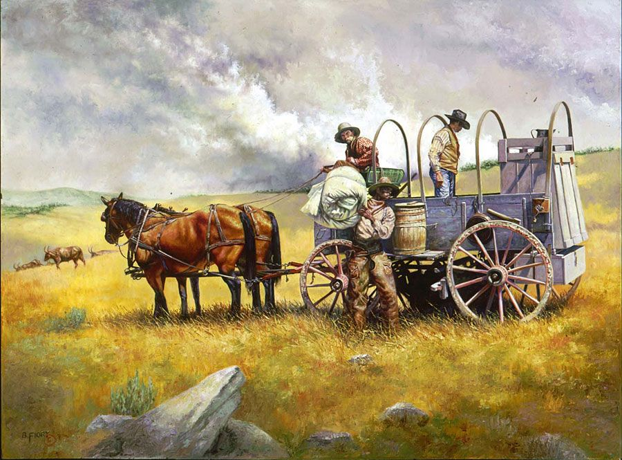 Western Art Paintings - Bing Images | Western Art | Western