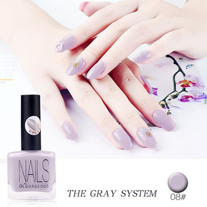 2015 new BK Nail Polish set Professional cosmetics nail art polish ...