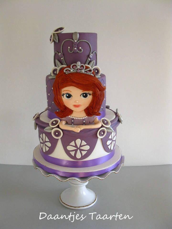 Princess sofia princess sofia birthday cake sofia