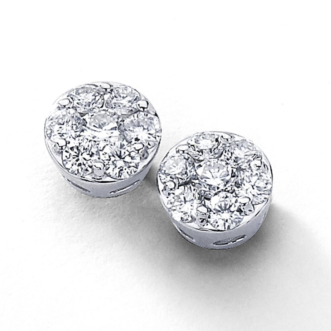 Your Diamond Earrings Online Free Quotes And Shipping