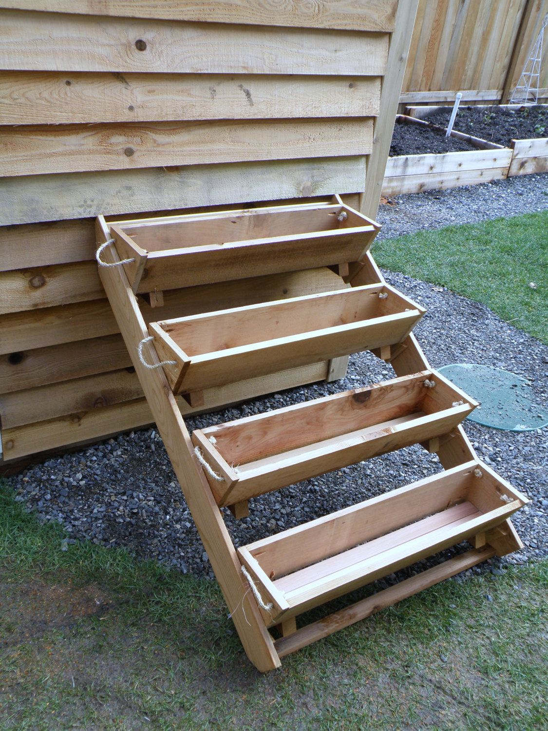 Large Planters Large Planter Box Cedar Planter Box Gardening Raised Bed Vegetable Gardening Kits Plant Vegetable Garden Raised Beds Garden Planter Boxes Garden Boxes