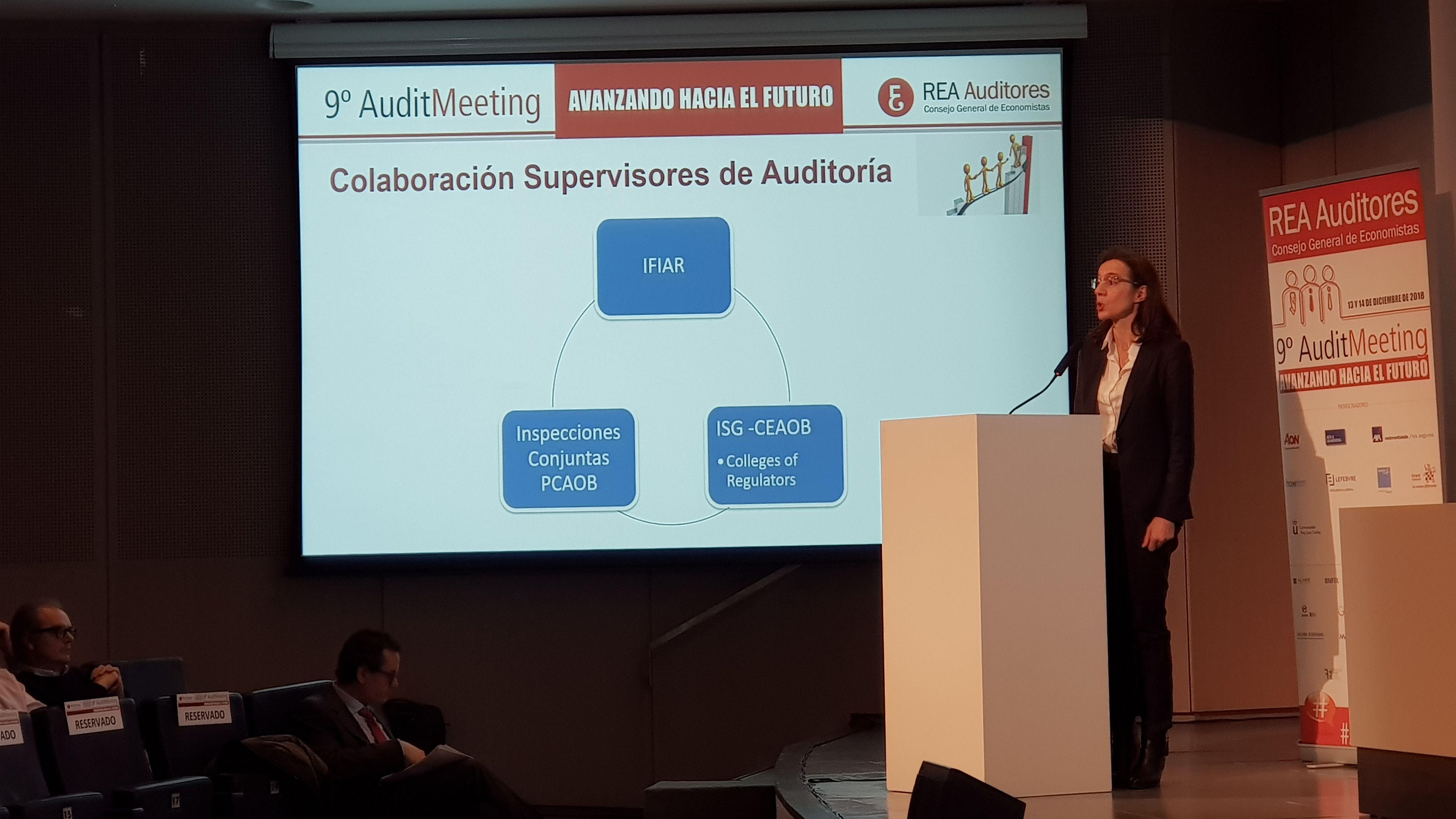 Auditmeeting Sesión General 7 Aspectos Deducidos De Las Inspecciones Realizadas En 2017 A Cargo De Eva Castellan Formación Continua En Castellano Consejos