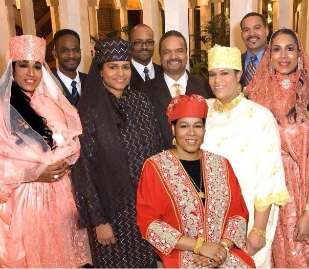 Image result for louis farrakhan family
