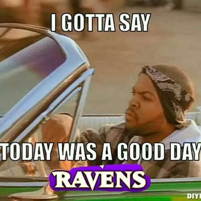 It S Been A Tough Week To Be A Ravens Fan Funny Happy Birthday Wishes Birthday Quotes Funny Funny Birthday Meme