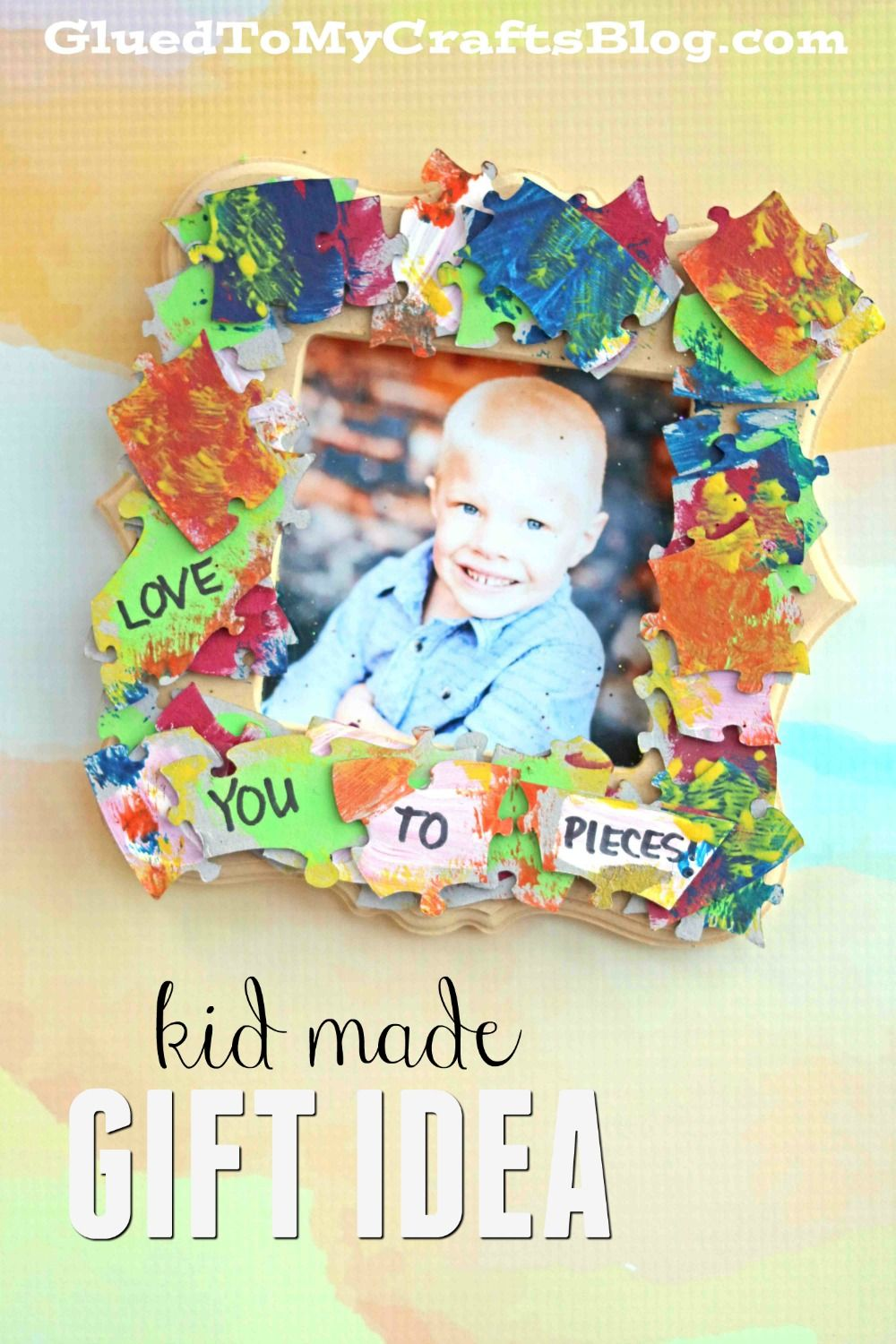 18+ Picture frame craft for mothers day info