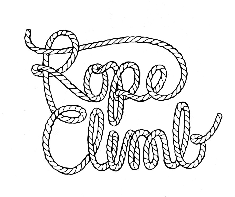 Rope type Process | Northern Etiquette | Illustrator ...