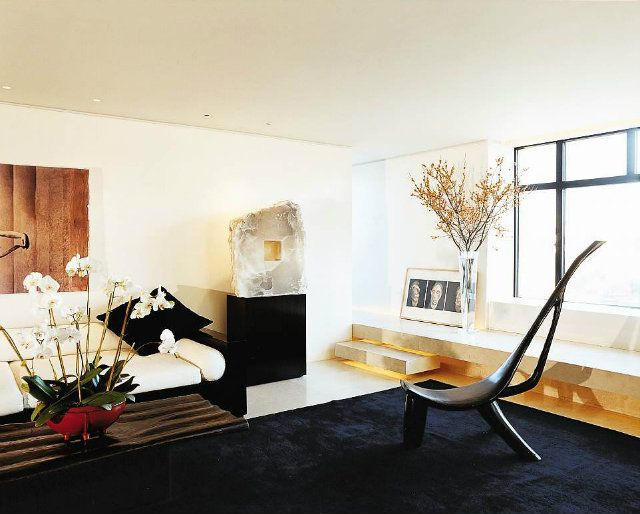 Top Designers* Donna Karan's Manhattan Penthouse