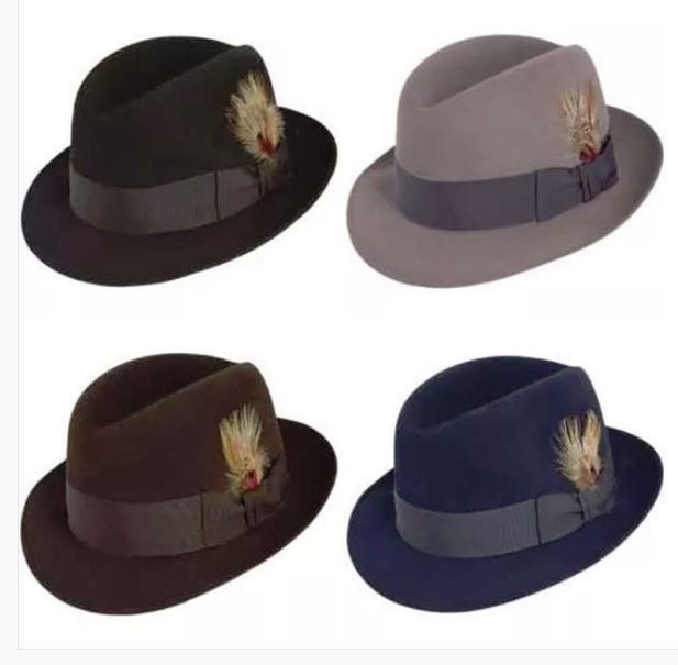 a8854abcbade0 Hat Feature of the WeeK  Stetson Selby The Proper Hat of an Independent  Gentleman Distinguish yourself as the dapper fellow you are with a Stetson  Selby.