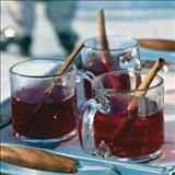 Mulled Cranberry-Apple Cider