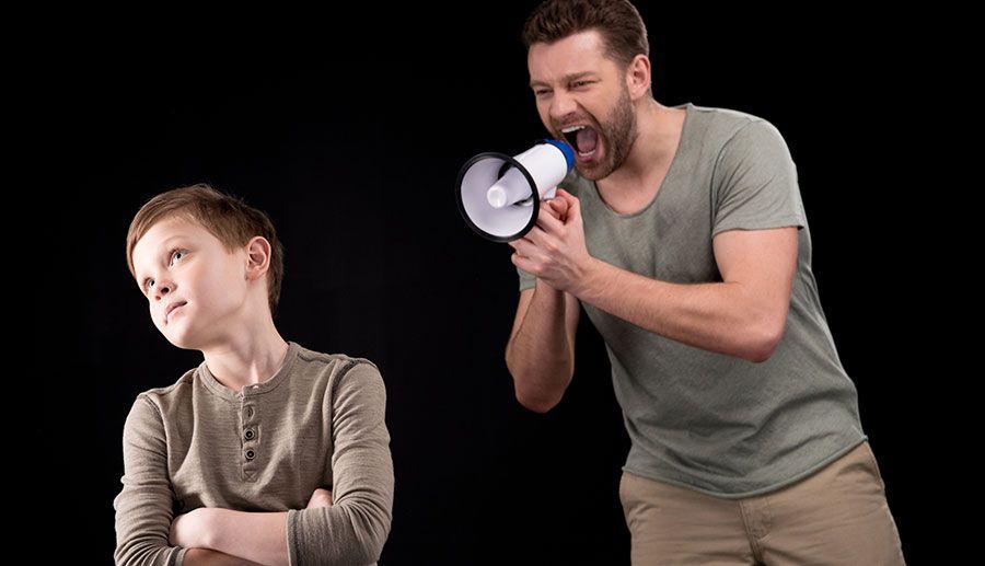 Wenn Kinder Nicht Hören