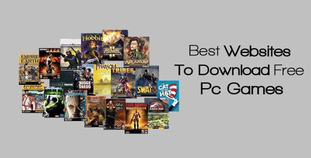 gaming download websites