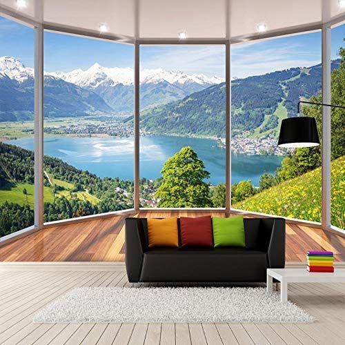 NIdezuiai Mural Wallpaper Customize 4D Wall Decoration
