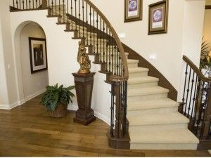 Carpet Runner On Stairs Westchester