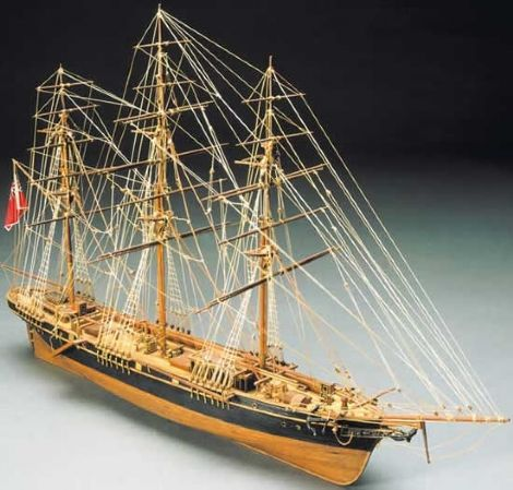 revell cutty sark instructions