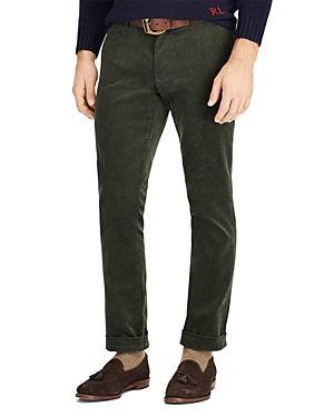 9eddbabb875652 POLO RALPH LAUREN STRETCH SLIM FIT CORDUROY PANTS. #poloralphlauren #cloth #