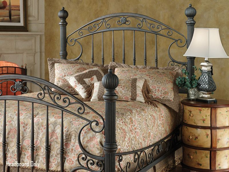 Hillsdale 1335HKR Cheasepeake Headboard King